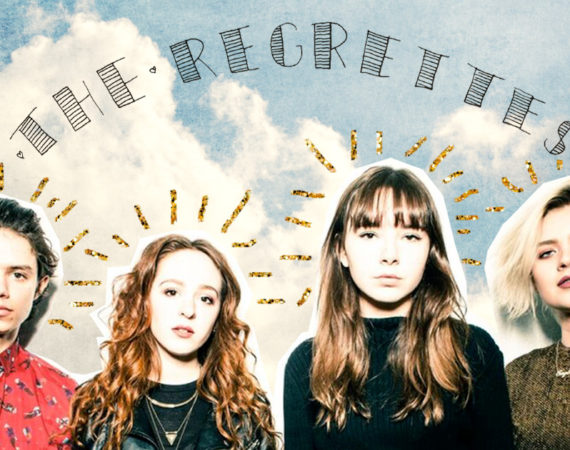 the Regrettes band photo